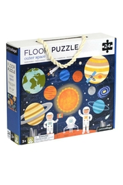 Petit Collage Outer-Space Floor Puzzle - Front cropped