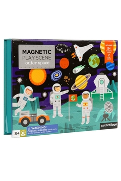 Shoptiques Product: Outer-Space Magnetic Playset