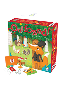 Gamewright Outfoxed - Product List Image