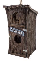 Spoontiques Outhouse Birdhouse - Product Mini Image