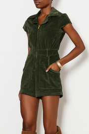 Show Me Your Mumu Outlaw Romper - Product Mini Image