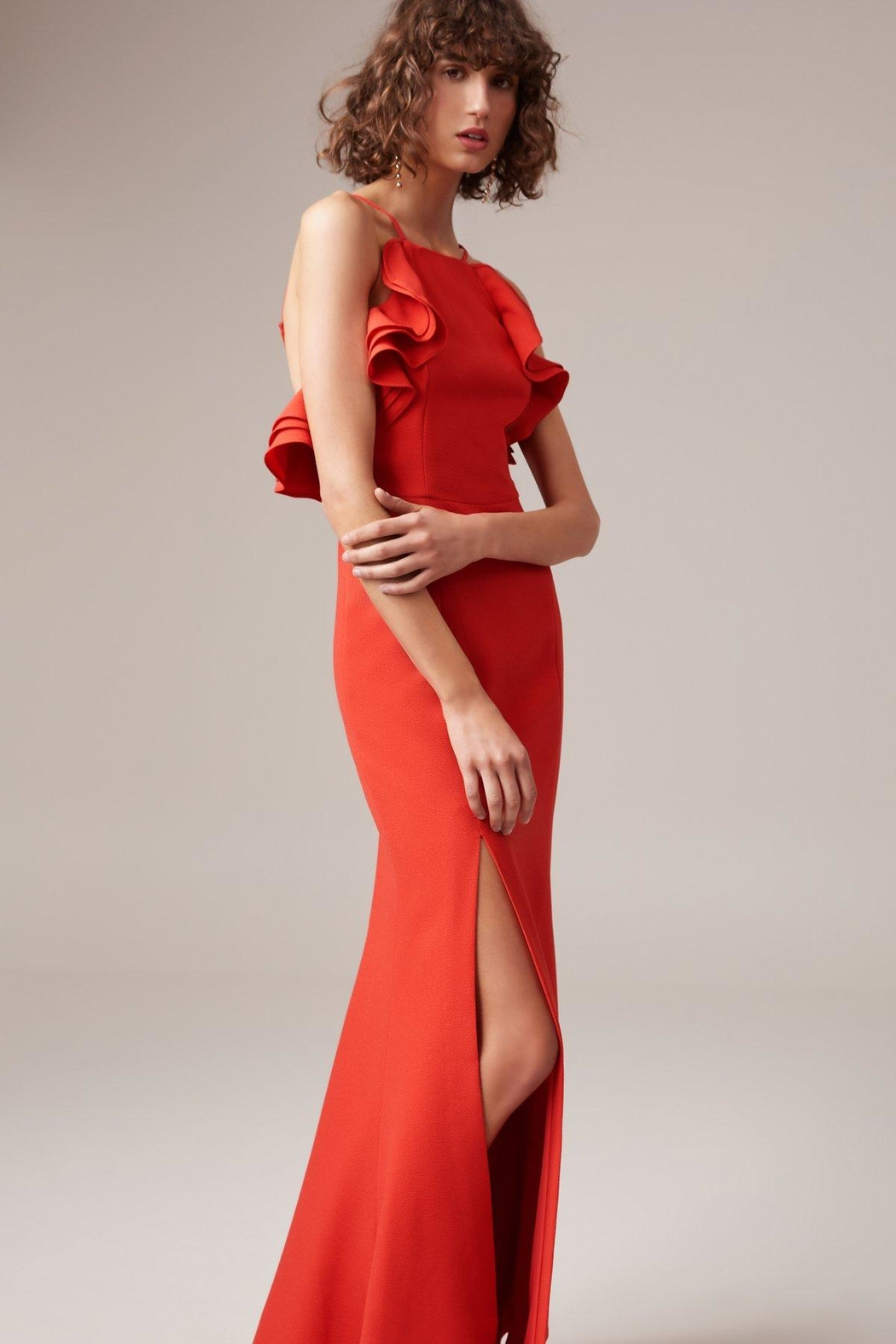 C/MEO COLLECTIVE Outline Gown - Main Image