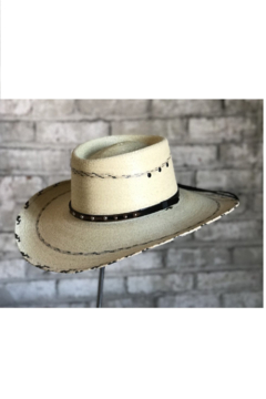 Rockmount Oval Crown Palm Hat - Product List Image