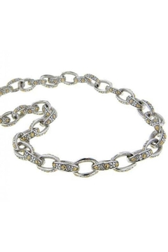 JOHN MEDEIROS Oval-Link Collection Two-Tone-Necklace - Alternate List Image