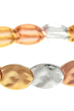 Rain Oval stretch bracelet - Product List Image
