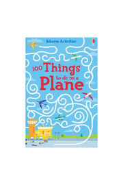 Usborne Over 100 Things To Do On A Plane - Product Mini Image