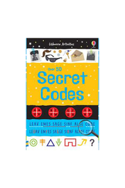 Usborne Over 50 Secret Codes - Product Mini Image