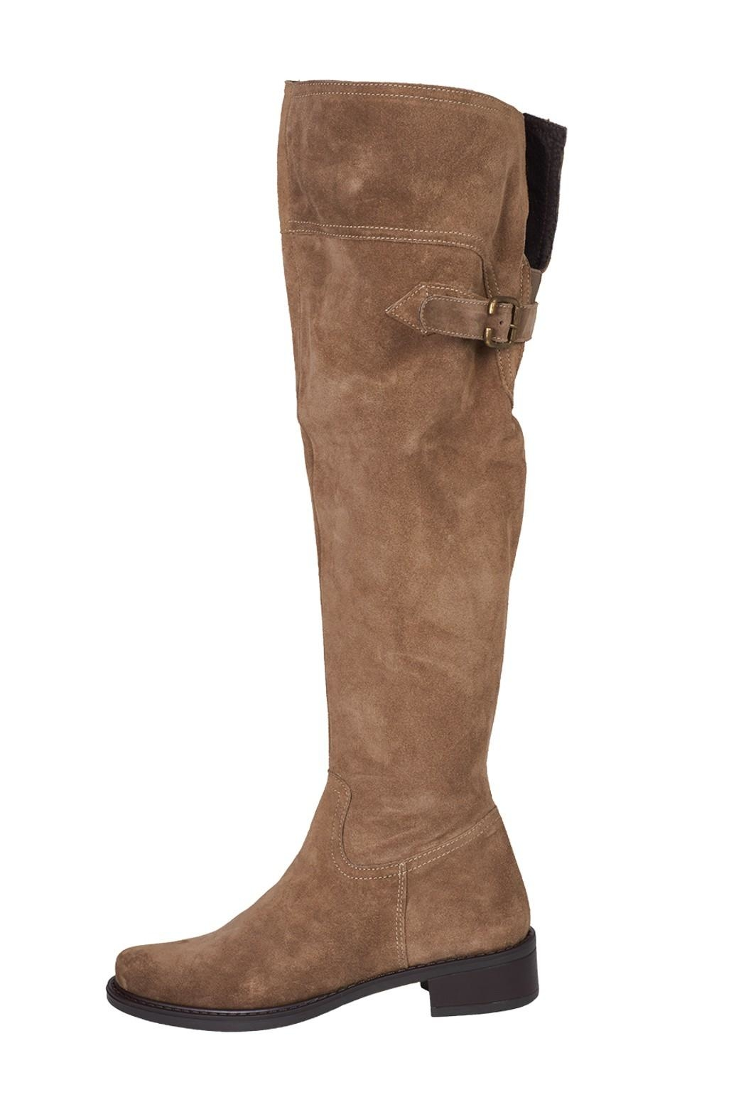 Lady Doc Over-The-Knee, Beige, Neutral - Main Image