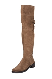 Lady Doc Over-The-Knee, Beige, Neutral - Front full body