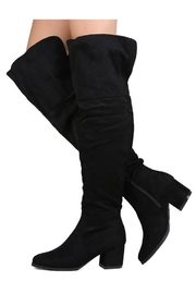 Nature Breeze Over-The-Knee Heel Bootie - Product Mini Image