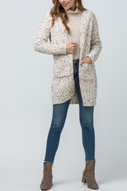 Entro  Over The Rainbow Cardigan - Front cropped