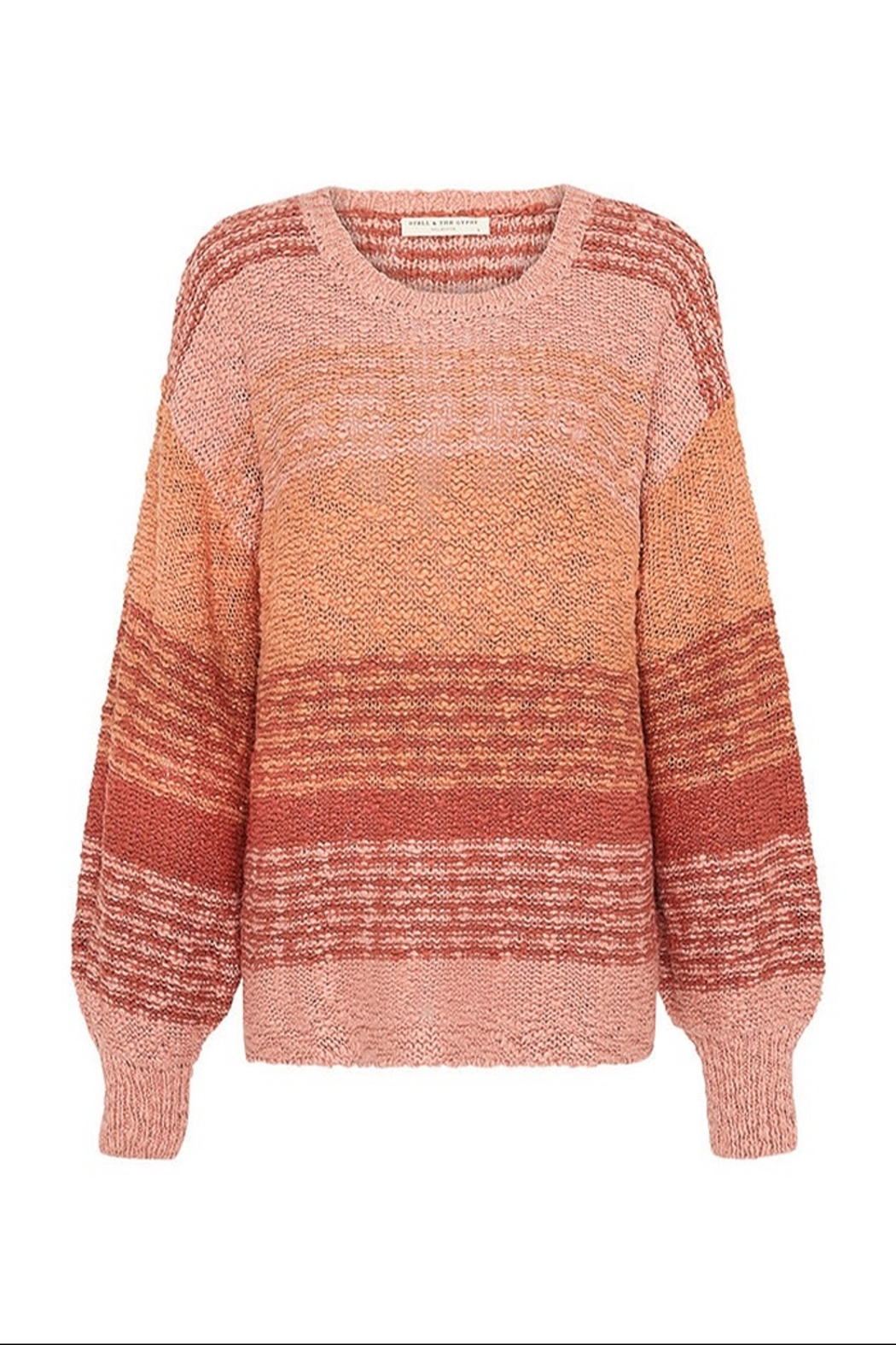 Spell  Over The Rainbow Knit - Side Cropped Image