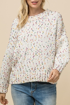Entro  Over The Rainbow Sweater - Product List Image