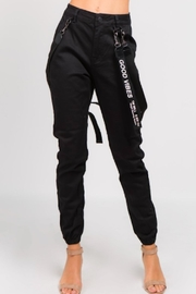 TIMELESS Overall Joggers - Product Mini Image
