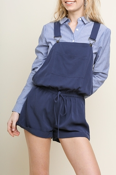 Umgee USA Overall Obsessed shorts - Product List Image