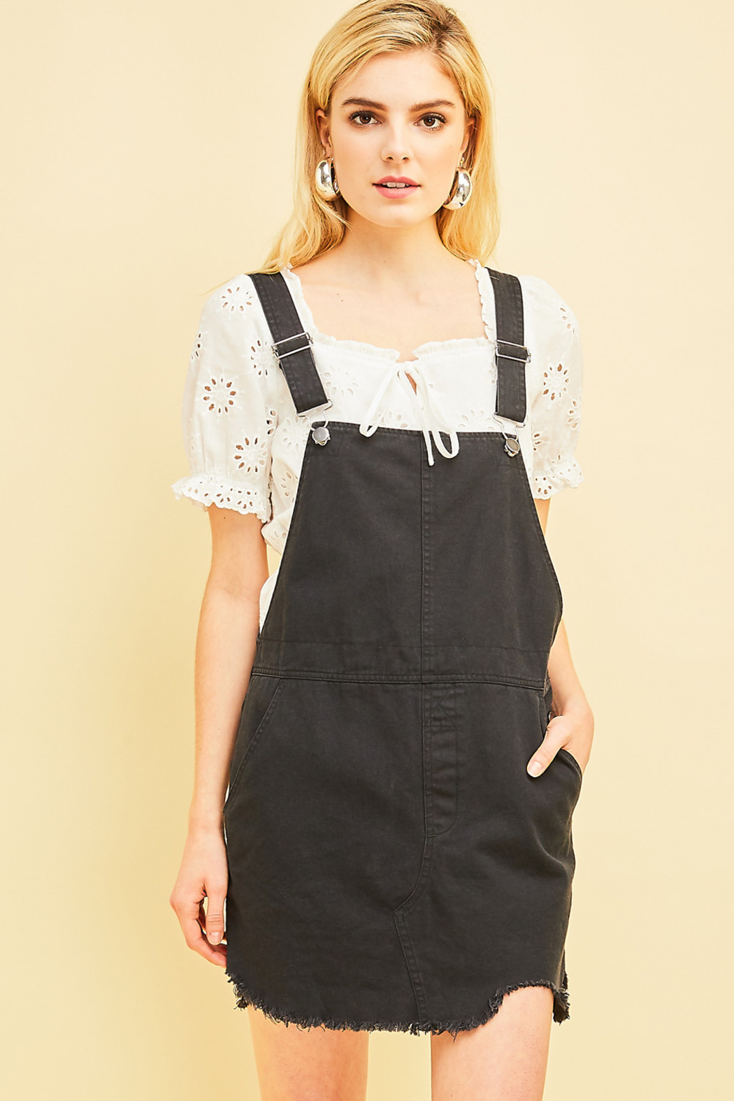 Entro Overall Obsession - Front Cropped Image