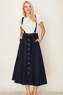 Shoptiques Product: Overall Skirt