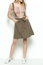 Illa Illa Overall Skirt - Front cropped