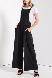z supply Overall Styled Jumpsuit - Front cropped