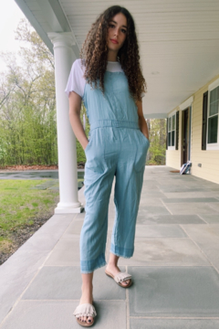 Tribal  Overall w/ Pockets - Product List Image