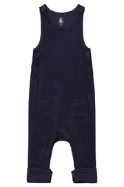 petit bateau Overall With Pocket - Front cropped