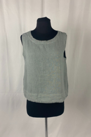 Cut Loose Overcast Tank - Front cropped