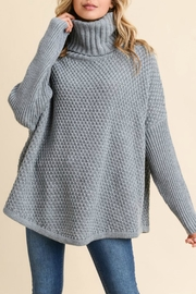 Pretty Little Things Oversize Turtleneck Sweater - Product Mini Image