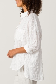 Margaret O'Leary Oversize Western Shirt - Front full body