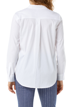 Liverpool  Oversized Classic Button Down - Alternate List Image