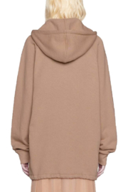 Gucci Oversized Cotton-Jersey Hoodie - Front full body