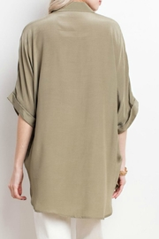 Mittoshop Oversized Crepe To - Front full body