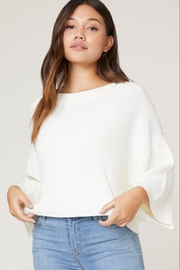 Jack by BB Dakota Oversized Crop Top - Product Mini Image