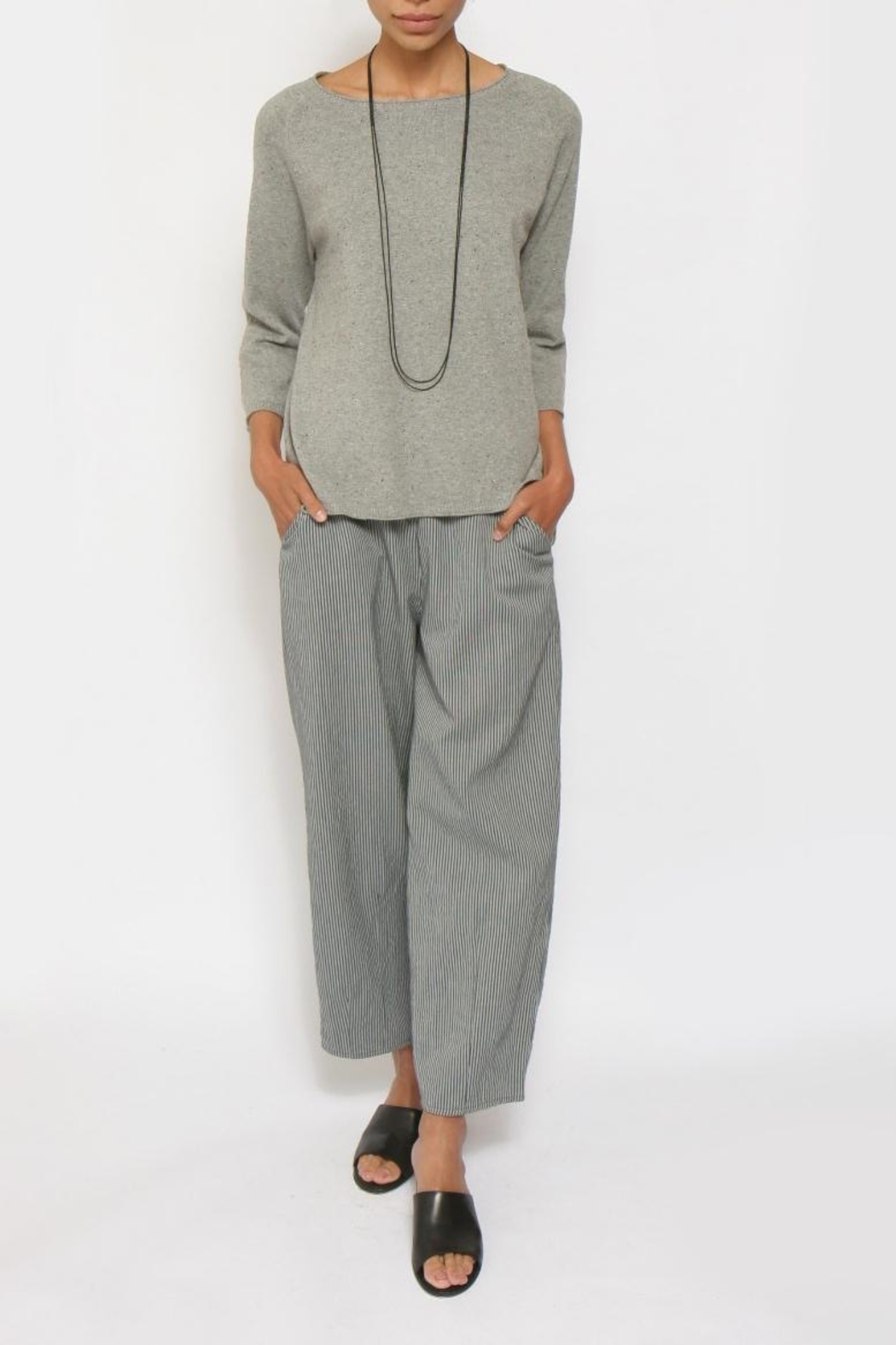Two Danes Oversized Divani Sweater - Side Cropped Image