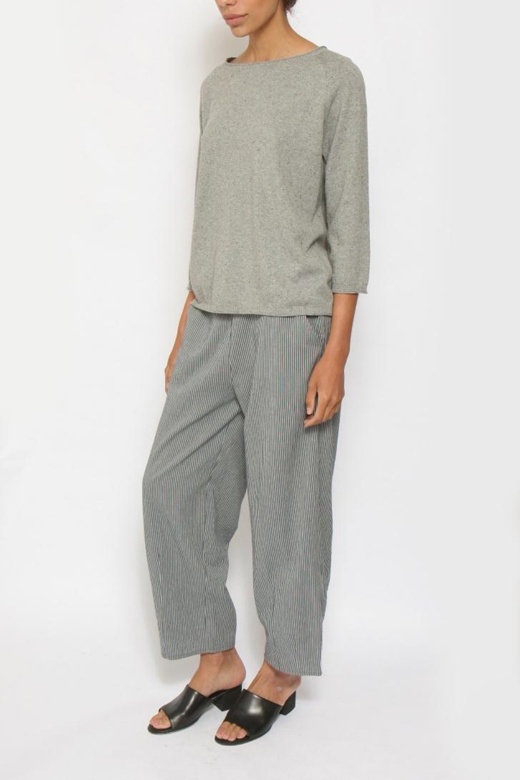 Two Danes Oversized Divani Sweater - Front Full Image