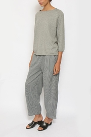 Two Danes Oversized Divani Sweater - Front full body