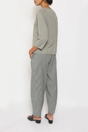Two Danes Oversized Divani Sweater - Back cropped