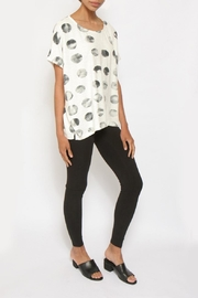 Moyuru Oversized Dot Top - Product Mini Image