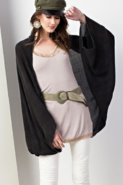 easel Oversized Drapey Cardigan - Product Mini Image