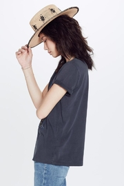Mother Oversized Goodie Tee - Front full body