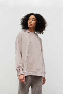Grade and Gather Oversized Hoodie - Product List Image