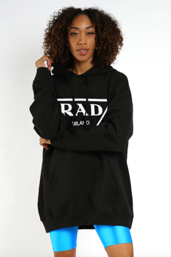 LA Trading Co. Oversized Hoodie - RAD - Alternate List Image