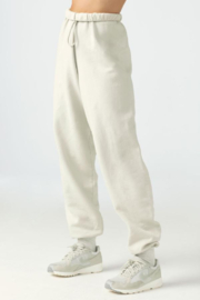 Joah Brown Oversized Jogger - Product Mini Image