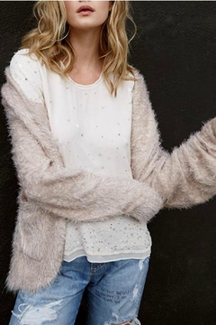Shoptiques Product: Oversized Luxe Cardigan