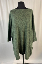 Cut Loose Oversized Pullover - Product Mini Image