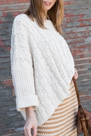 POL Oversized Pullover Sweater - Product Mini Image