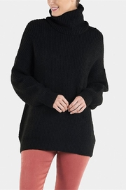 Coco + Carmen OVERSIZED RIBBED SWEATER - Product Mini Image