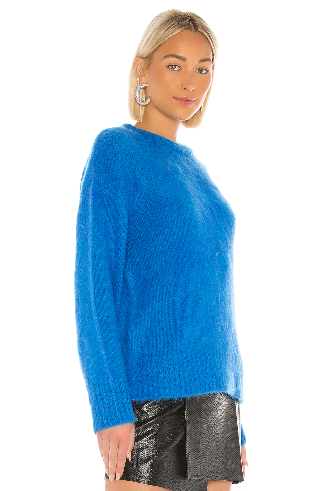 J.O.A. Oversized Sweater - Front Full Image