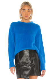 J.O.A. Oversized Sweater - Front cropped