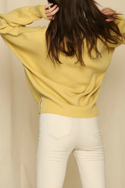 By Together  Oversized Sweater Top - Front full body