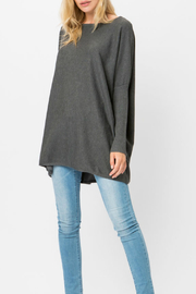 Cozy Casual Oversized tunic pullover - Product Mini Image